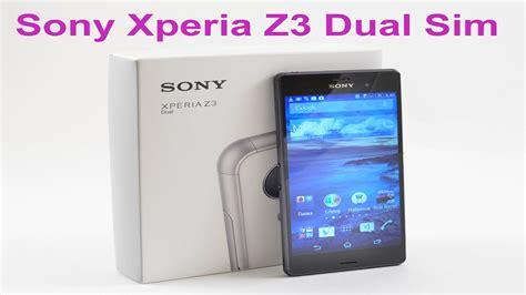 Hp Sony Z3 Dual Sim sony xperia z3 dual sim