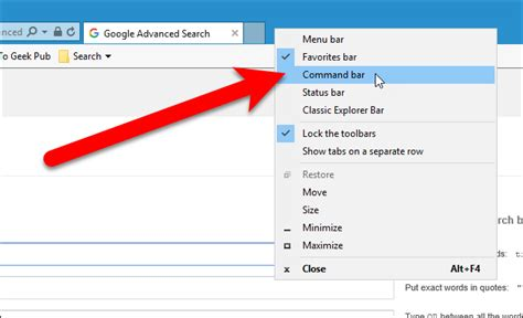 reset ie tool how to restore recently closed tabs in chrome firefox