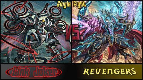 Cardfight Vanguard Link Joker Common Random cardfight vanguard link joker nebula lord vs shadow paladin raging form