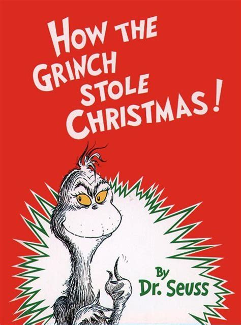 Printable Version Of How The Grinch Stole Christmas | dr seuss how the grinch stole christmas excerpt genius
