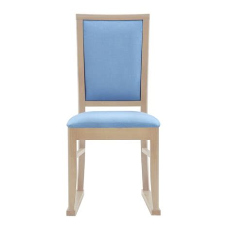 upright armchair henley upright armless chair with skids knightsbridge
