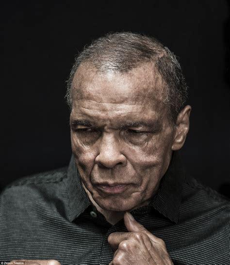 Topi Muhammad Ali last portraits of the world s famouus legendary boxer late