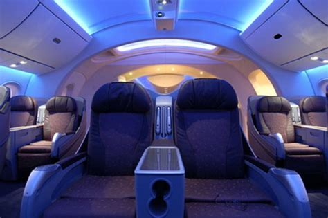 boeing 787 8 dreamliner interior car interior design