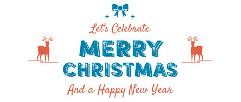 new year email banner email builder wishing merry