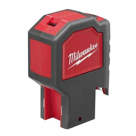 Laser Plumb Bob Review by Milwaukee M12 Cordless 2 Beam Plumb Laser Tool Box Buzz Tool Box Buzz