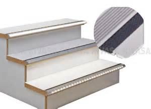 Home Design Software ledstrip aluminium trap profiel zilver grijs 1 meter