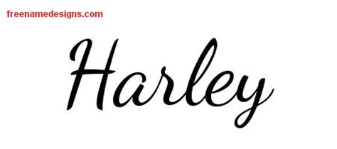 tattoo name harley harley archives free name designs