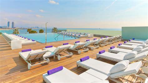 terrasse w barcelona w hotels barcelona w barcelona 174 pool best rates