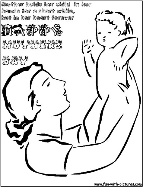 free coloring pages of mother and baby animals