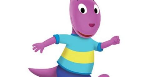 Backyardigans Voice Actors Of And I M Sad