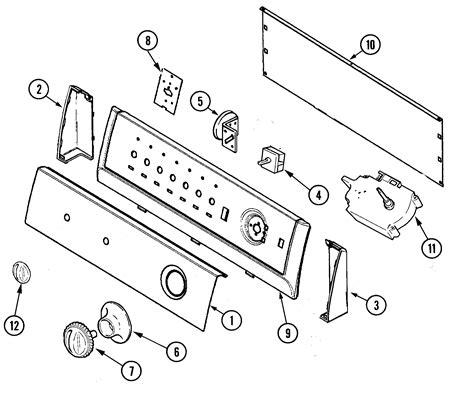 admiral washing machine parts diagram washing machine admiral washing machine parts