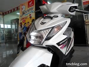 Tas Motor Honda Beat impresi fisik all new honda beat fi lebih bagus dari