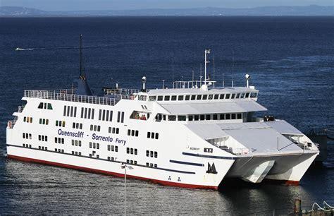 ferry queenscliff file searoad ferry queenscliff queenscliff jjron 06