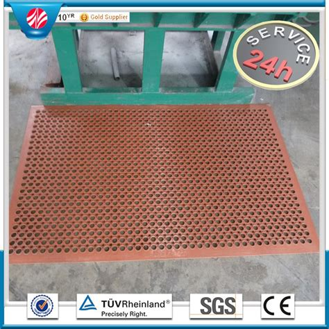 Cheap Rubber Door Mats by Wholesale Perforated Rubber Kitchen Mat Large Rubber Door