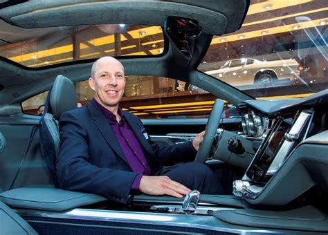 volvo cars robin page voted interior designer   year    automotive interiors expo