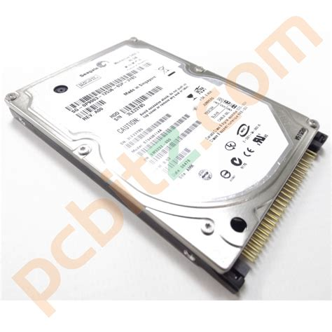 Harddisk Laptop Ide 40gb seagate st9408114a 40gb ide 2 5 quot laptop drive ebay