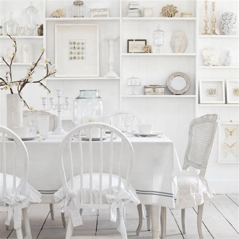 white dining room white country dining room country decorating ideas