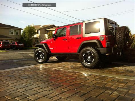 2008 jeep wrangler unlimited rubicon sport utility 4