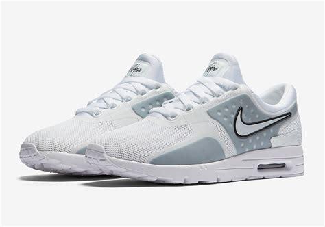 Nike Airmax Zero White Bnib nike air max zero wolf grey white 857661 100 sbd