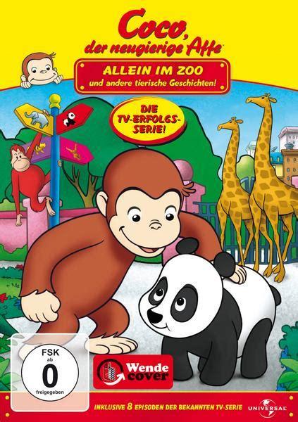 film coco der neugierige affe filme coco der neugierige affe allein im zoo und
