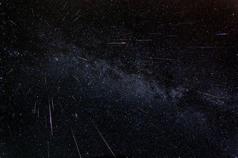 Meteorite Shower August perseid meteor shower perseids 2017