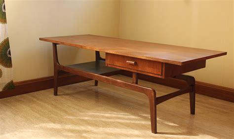 Table Basse Scandinave Annee 50
