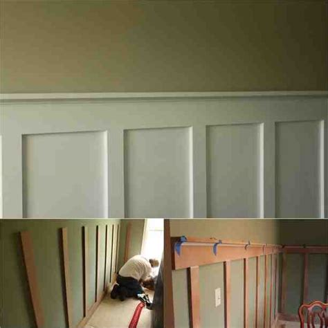 Cheap Wainscoting Ideas Easy Diy Board And Batten Wainscoting On A Budget Do It
