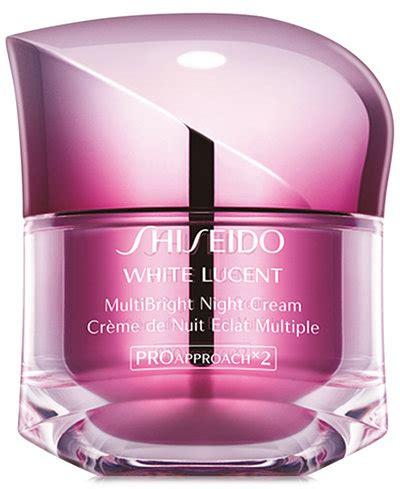 Shiseido White Lucent Multibright shiseido white lucent multibright 1 7 oz