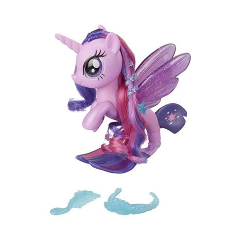 My Pony The 2017 Twilight Sparkle Glitter Style Seapony my pony the glitter style twilight sparkle