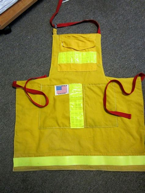 Alarm Appron firefighter turnout bags by niki rasor alarm apron 80 00 http www firefighterturnoutbag