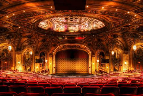 most beautiful theaters in the usa which architectural treasure is considered one of north