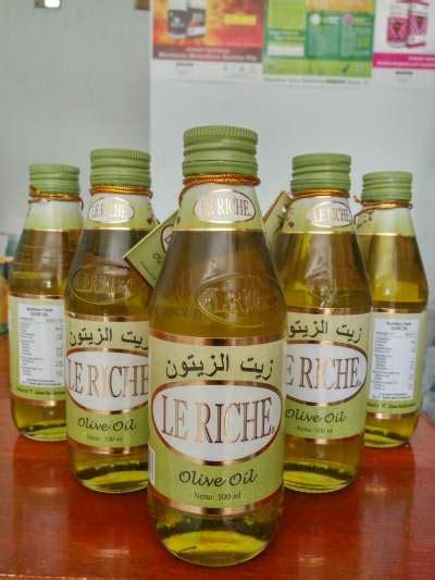 Minyak Zaitun Le Richie minyak zaitun le riche semarang toko herbal semarang toko herbal semarang semarang city