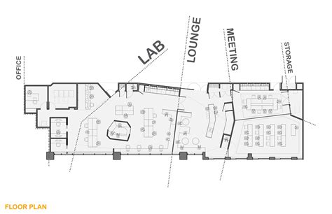 mit floor plans mit beaver works merge architects archdaily