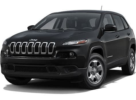2016 jeep cherokee sport black on black difference between jeep renegade trailhawk and limited
