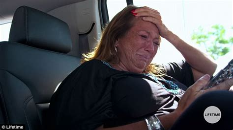 why is abby miller in jail abby lee miller cries before prison on lifetime special