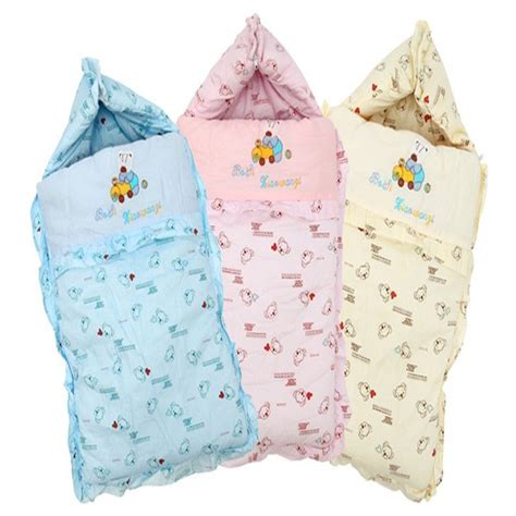 Baby Blanket Sleeper Bag by 2016 Baby Oversized Sleeping Bags Winter As Envelope For