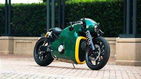 Lotus Motorrad by Lotus C01 Motorcycle Pristine Exle At Monterey Car Week