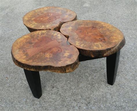 Tree Stump Coffee Table Items Similar To Large Stump Coffee Table On Etsy