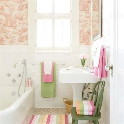 pink and green bathroom pink green bathroom decorating ideas pinterest