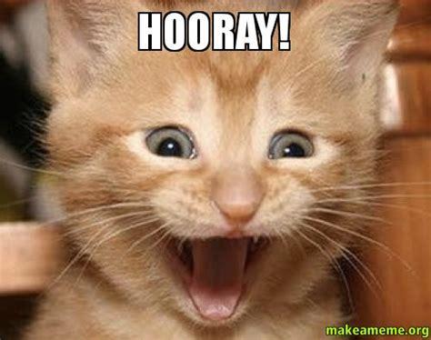 Super Happy Face Meme - hooray make a meme