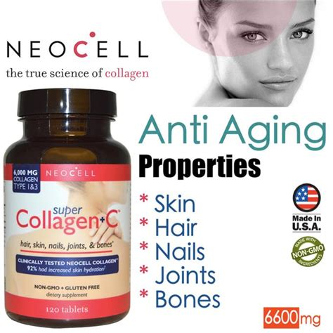Neocell Collagenc Type 1 3 120 Tablets neocell collagen type 1 3 120 t end 12 31 2016 11 03 am