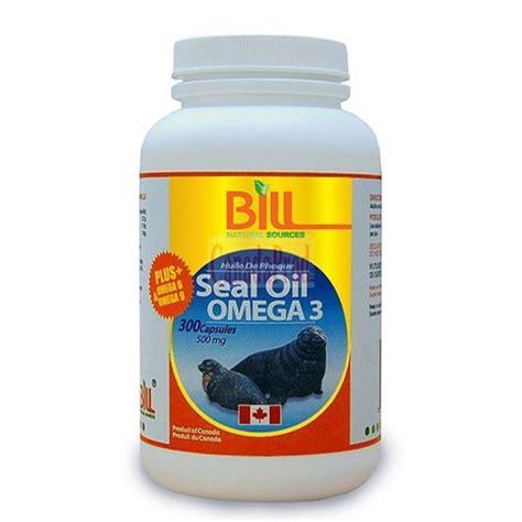 Seal Oli Bill Seal Omega 3 500mg 300softgels
