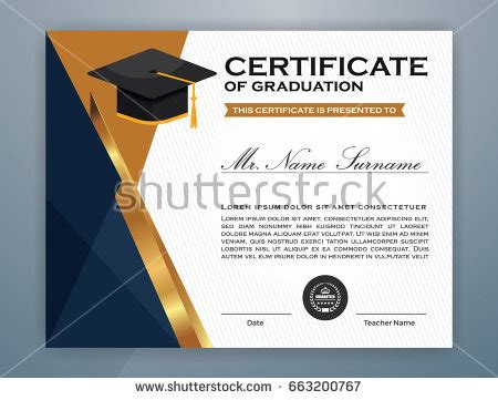 design graduation certificate graduation certificate stock images royalty free images