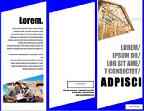 brochure templates word mac brochure templates for word 2008 for mac