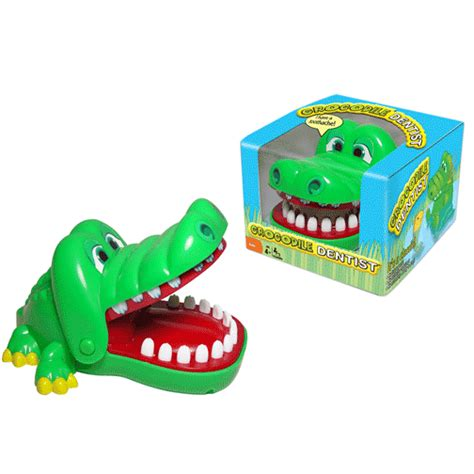Crocodile Dentist inspired by fill your child s easter basket with from winning