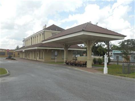 atlantic coastline railroad passenger depot dothan al