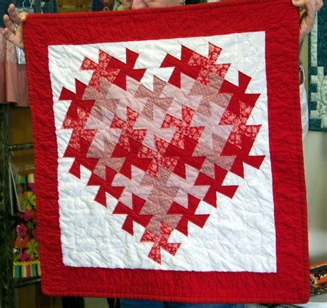 attic window quilt shop sampler and a new tool