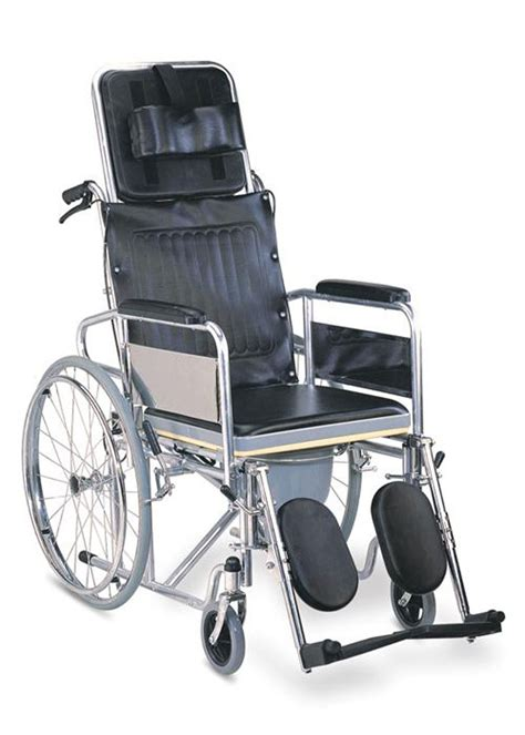 recliner wheel chair reclining wheelchair 609 gc rs 9604 fs 609 wheelchair