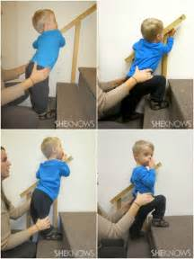 Leg Weakness Climbing Stairs by 6 Exercises To Help Kids With Down Syndrome Learn To Walk