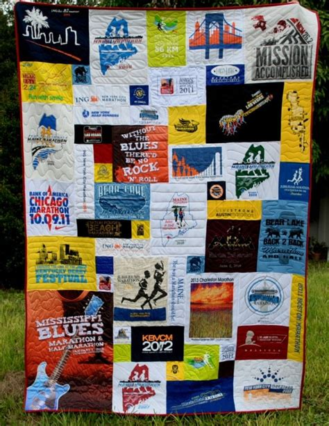 Running Shirt Quilt by 16 Best Special Occasion Quilts Images On